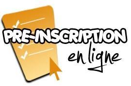 Logo inscription en ligne